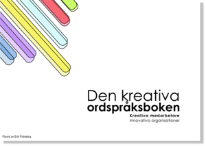 Den Kreativa Ordspråksboken + workshop